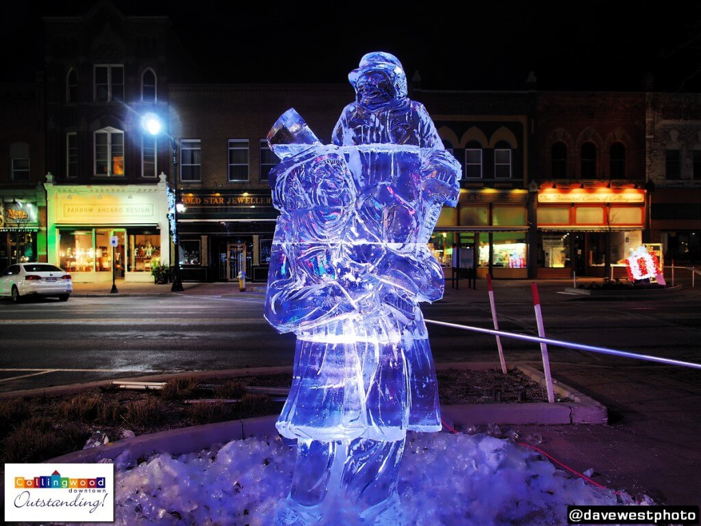 Ice Sculpture 8